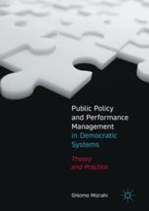 Performance Management in the Public Sector, Effective Governance