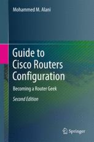 Remote Connectivity to Cisco Router | SpringerLink