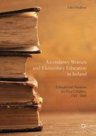 Ascendancy Women and Elementary Education in Ireland
