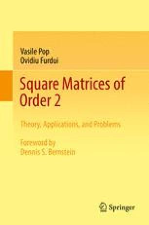 Functions of matrices  Matrix calculus | SpringerLink