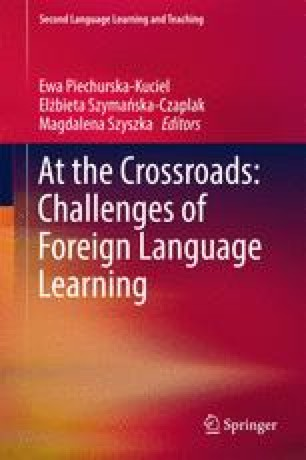 At the Crossroads: Challenges of Foreign Language Learning