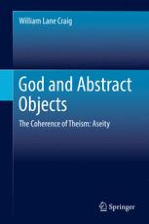 Theology Proper and Abstract Objects | SpringerLink
