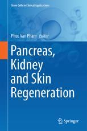 Pancreas, Kidney and Skin Regeneration