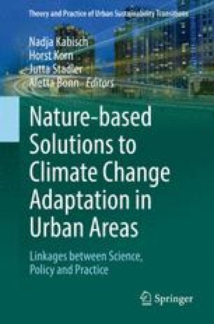 Effects of Urban Green Space on Environmental Health, Equity