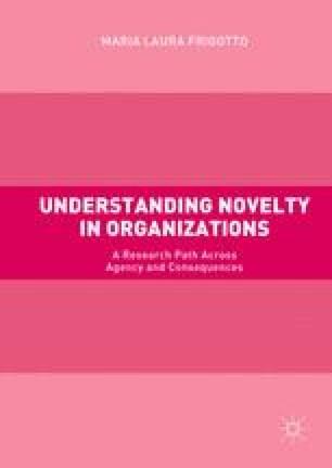 organizations evolving ruef martin aldrich howard