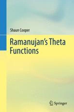 Level 8: The Ramanujan–Göllnitz–Gordon Continued Fraction