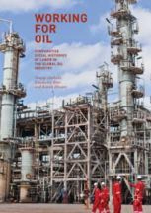 "Oil Is Our Wet Nurse"": Oil Production and Munayshilar (Oil"