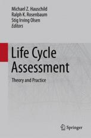 Illustrative Case Study Life Cycle Assessment Of Four Window