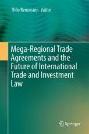 Trade Agreements And International Cooperation On Public Procurement