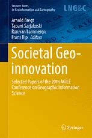 Societal Geo-innovation