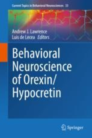 Behavioral Neuroscience of Orexin/Hypocretin