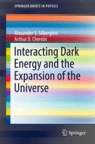 Interacting Dark Energy and the Expansion of the Universe