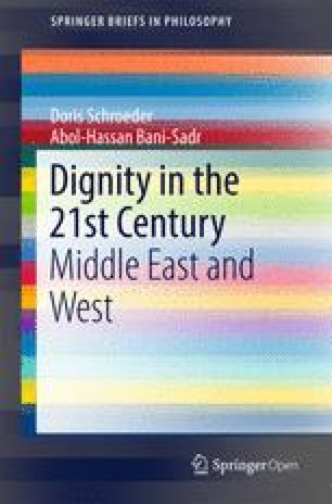 Dignity in the Middle East | SpringerLink