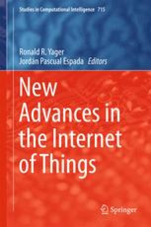 New Advances in the Internet of Things