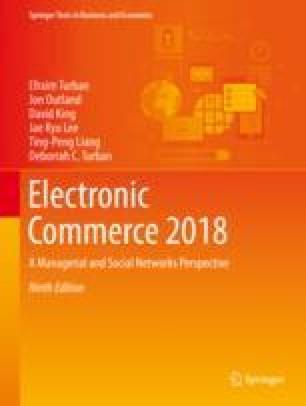 E-Commerce: Mechanisms, Platforms, and Tools | SpringerLink