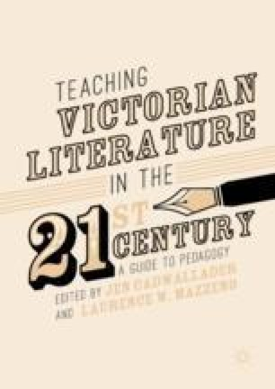 Teaching Victorian Poetry with Twenty-First-Century