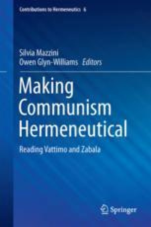 Making Communism Hermeneutical