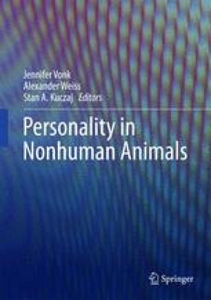 Personality in Nonhuman Animals