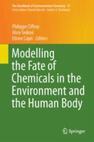 Modelling the Fate of Chemicals in the Environment and the Human Body