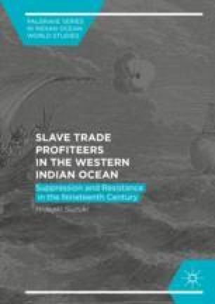 Slave Trade Profiteers in the Western Indian Ocean