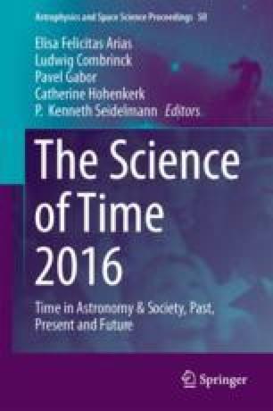 Aspects of Time Distribution   SpringerLink