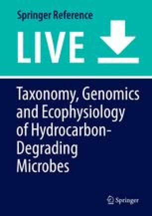 Taxonomy, Genomics and Ecophysiology of Hydrocarbon-Degrading Microbes