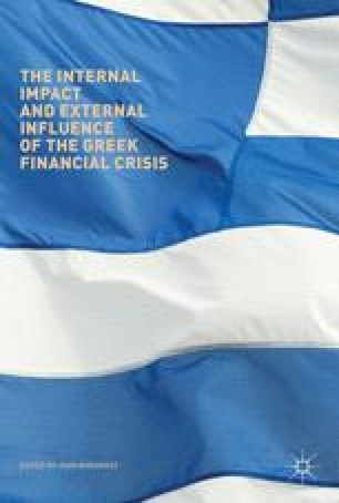 Greece in the Aftermath of the Economic Crisis Needs to