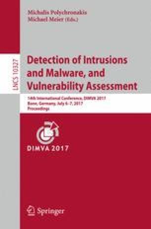 DynODet: Detecting Dynamic Obfuscation in Malware | SpringerLink