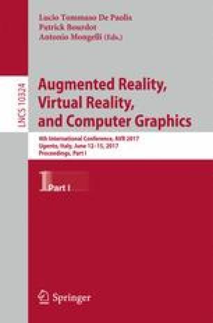 Augmented Reality, Virtual Reality, and Computer Graphics
