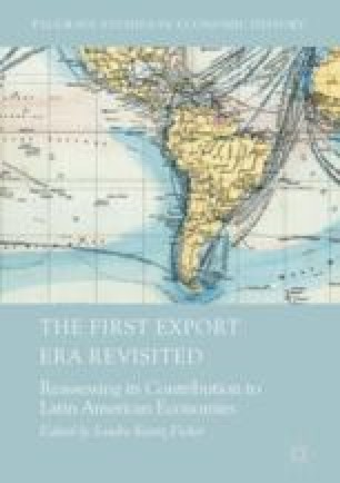 The First Export Era Revisited