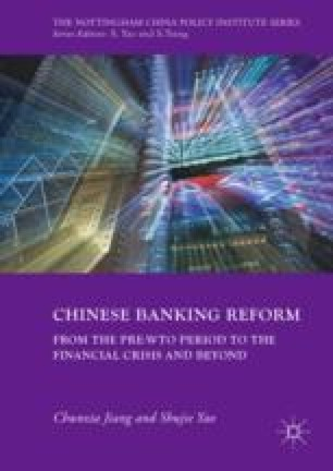 Banking Competition in China | SpringerLink