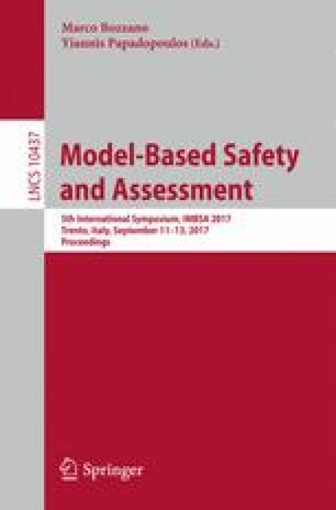Model-Based Safety and Assessment
