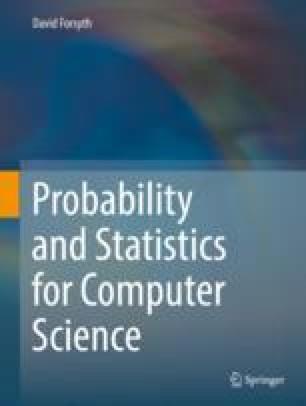 Basic Ideas in Probability | SpringerLink