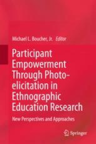 Participant Empowerment Through Photo-elicitation in Ethnographic Education Research