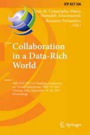 Collaboration in a Data-Rich World
