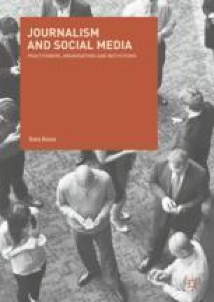 Journalism and Social Media