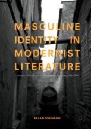 Masculine Identity in Modernist Literature