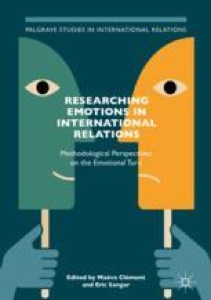 Researching Emotions in International Relations