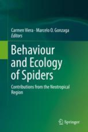 Behaviour and Ecology of Spiders