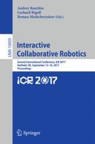 Interactive Collaborative Robotics