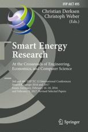 Smart Energy Research. At the Crossroads of Engineering, Economics, and Computer Science