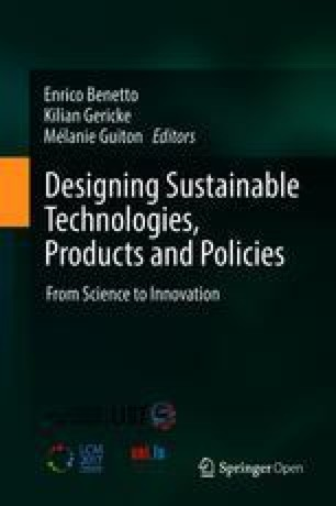 Integrating Life Cycle Assessment and Eco-design Strategies for a ...