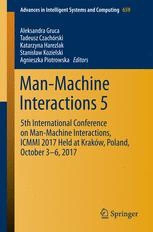 Man-Machine Interactions 5