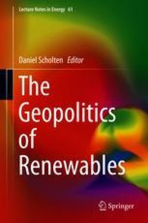 The Geopolitics of Renewables