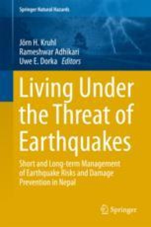 Living Under the Threat of Earthquakes