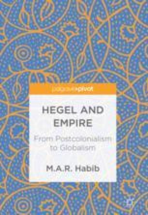 Hegel and Empire