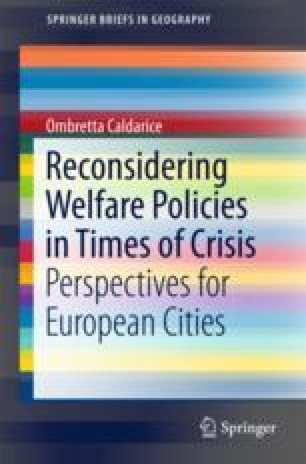 Reconsidering Welfare Policies in Times of Crisis
