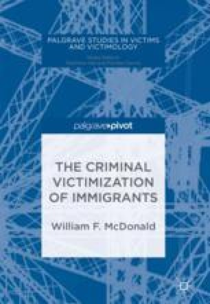 The Criminal Victimization of Immigrants