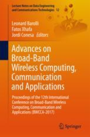 Advances on Broad-Band Wireless Computing, Communication and Applications