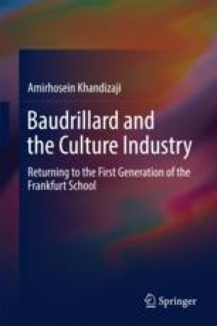 Baudrillard and the Culture Industry